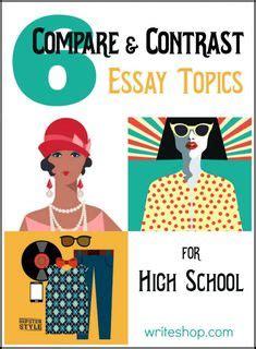 College vs. High - School Writing